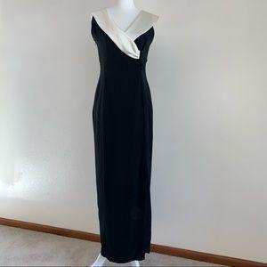 Vintage 90s Jones New York Evening gown